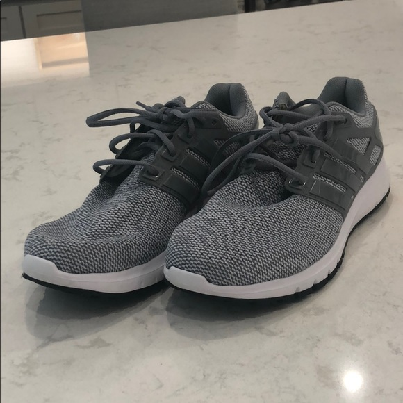Adidas Cloudfoam Gray ortholite Running NEW
